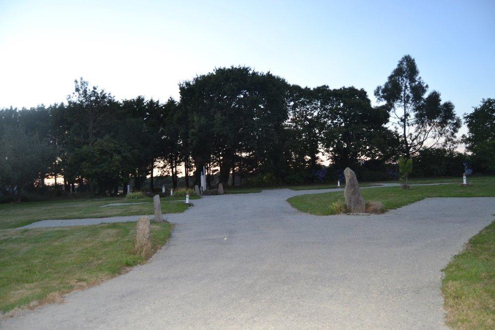 Aire camping-car à Melgven (29140) - Photo 1